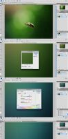 Photoshop Web Layout Tutorial by detrans