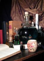 Potions 1 by hever-stock