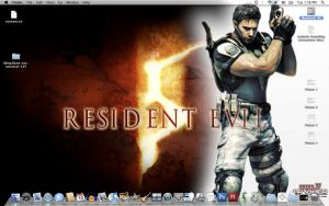 Spring 09 desktop - RE5 by dawny