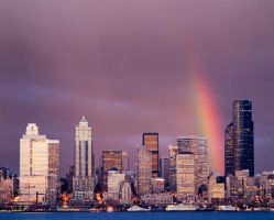 Seattle by shootstuffguy