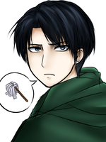 Levi by Vhenyfire