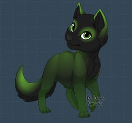 2 point pup adopt open by 0O0W0O0