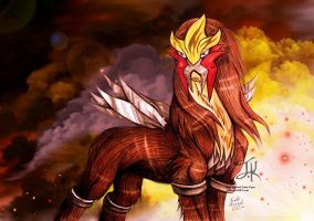 Volcanic Lord by Jade-Viper