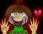 Chara (WARNING - GRAPHIC) by TechnicalTechnicolor