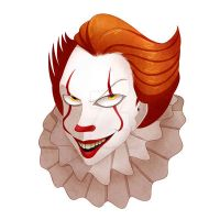 Pennywise by Sid-Sketches
