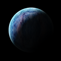 planet 1 by yellowicous-stock