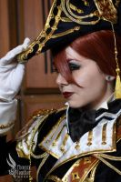 Colonel of the Albion Navy by xXAnemonaXx