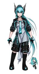 Mikuo Hatsune a2 by Agacross