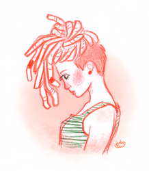 Coolest hair by jubalew