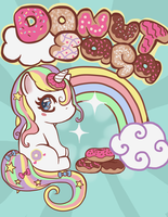 Donut Saga by dreaminginlove