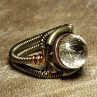 steampunk jewelry S by CatherinetteRings