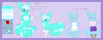 Sapphire Ref Sheet by Shadow--Flareon