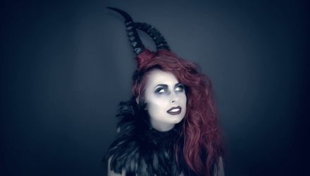 Maleficent inspired by TheRealLittleMermaid