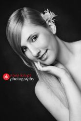 Martyna part 1 bw by tysmin