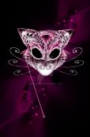 Cheshire Cat Mask by rockgem