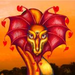 The Love Dragon by nunt
