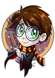 Harry Potter by Kraus-Illustration