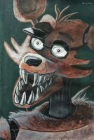 Five Nights at Freddy by MaryDec