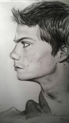 Dylan O'Brien by NaughtyBunnyy