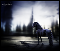 (practice) And then there was One. by falitna