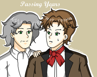 Passing Years by alindicollection