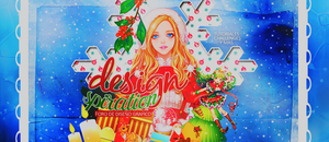 Christmas-Designspiration-header by Viilenia