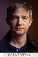 Low-Poly Actors: Martin Freeman by DevynnHageman