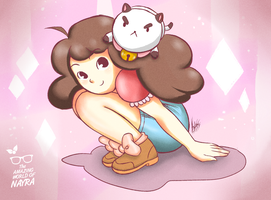 Bee And Puppycat by nay-only