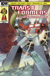 TF Regeneration One 100 final issue Cover B by GuidoGuidi