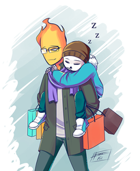 30 Day Otp Challenge Day 8 - Long day by Kare-Valgon