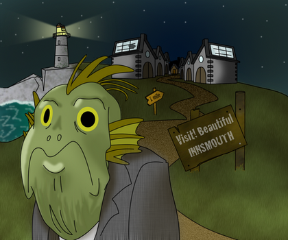 Welcome to Innsmouth by SarahRuthless