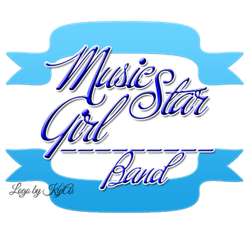 [Logo] Music Star Girl Band. by Ai-chan2003