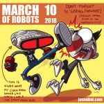 March of Robots 2018 10 by jasonhohoho
