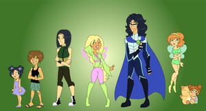 NG Winx: Helia and Flora's Kids by PurfectPrincessGirl
