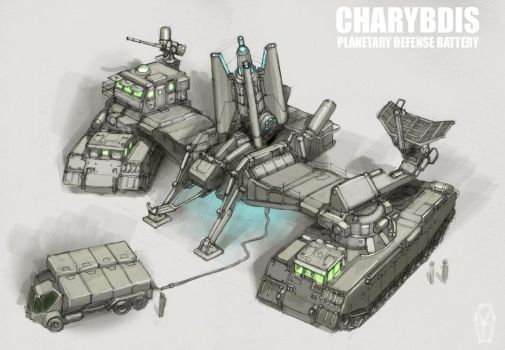 Charybdis Battery by MikeDoscher