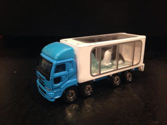 Tomica Nissan Diesel Penguin Truck by PATyler1
