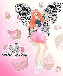 .: Winx Fairy Couture Bloom :. by magicalcolourofwinx