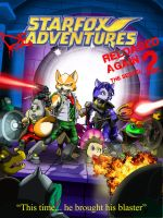 Starfox Re-Adventures! by Blackbear972