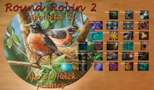 Round Robin Flamepack - Apo by Fractal-Resources