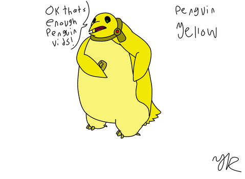 Oops Too Many Penguin Videos by yellowvz