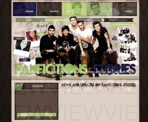 Order Layout ft. One Direction #34 by BebLikeADirectioner