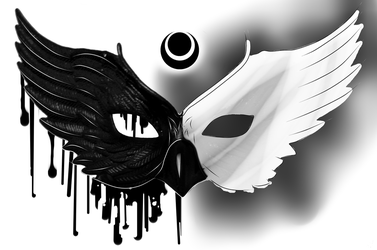 Mask of the Nocturnal by InkedOnyx