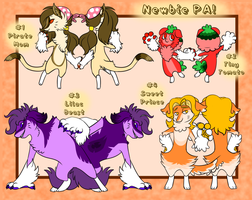 Squishling Newbie Personallity Adopt [CLOSED] by TheMiles