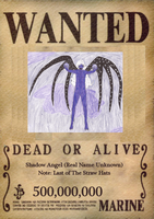 Wanted Shadow Angel by XemXemStar