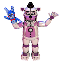 Funtime Freddy Stage Animation by Bantranic