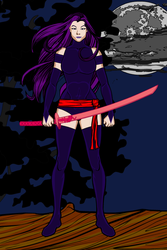 Psylocke by MetalHarbinger084