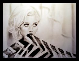 Ain't No Other Aguilera by OurLady-OfSorrows