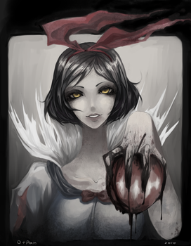 SnowWhite by o-pan