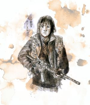 Jimmy Boland, Soldier. by Pen-scribble