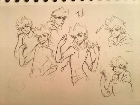 Tord doodles  by Ailizerbee08